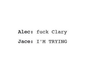 alec lightwood, jace herondale, and shadowhunters image