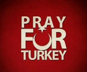 for, pray for turkey, and pray image