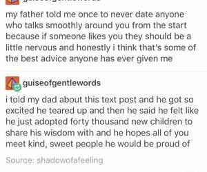 advice, tumblr, and love image