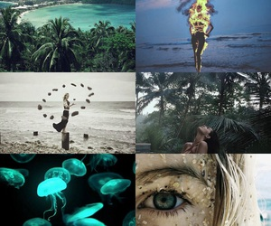 fantasy, tropical, and witch image