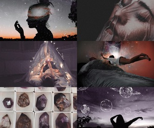 aesthetic, wicca, and dream witches image