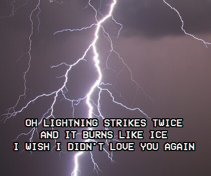 little mix and lightning image