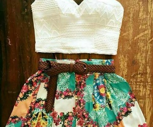 moda, outfit, and summer image
