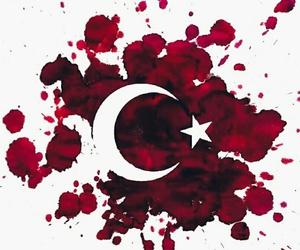 turkey and prayforturkey image