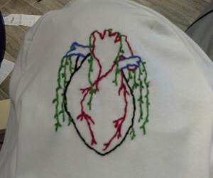 arts and crafts, diy, and embroidered image