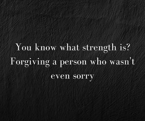 forgive and strength image