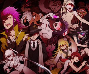 despair and danganronpa image