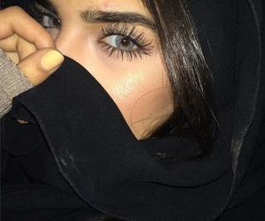 eyes, tumblr, and makeup image