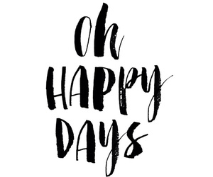 happy, quote, and life image