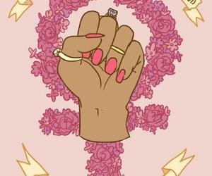 girl power, feminist, and feminism image