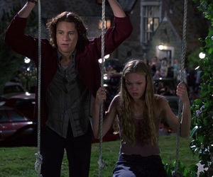 10 things i hate about you, heath ledger, and 90s image