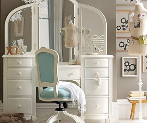 vintage, decor, and room image