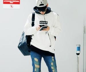 exo, tumblr, and baekhyun image
