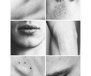 boy, lips, and man image