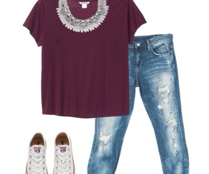 converse, settle, and outfit ideas image