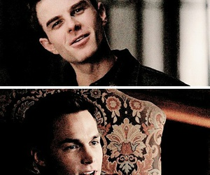 tvd, kai+parker, and kol+michaelson+ image