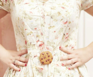 fashion, cookie, and dress image