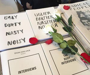 theme, rose, and ghetto image