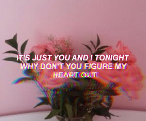 grunge, heart, and indie image