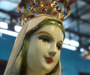 Virgin Mary, apparitions, and naju image
