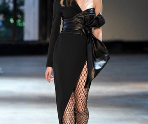 runway and alexandre vauthier image