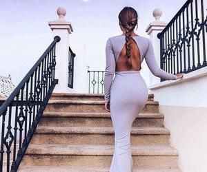 fashion, classy, and dress image