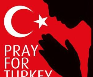 SoMa, turkey, and pray for turkey image