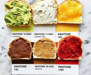 food and pantone image