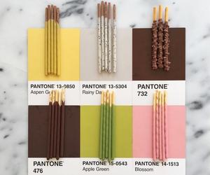 colors, food, and pantone image