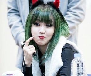 jiyoon, kpop, and 4minute image