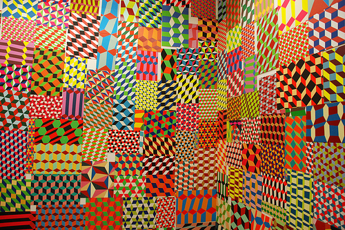 ArtPatternPatt Shared By SAMMY Madison On We Heart It Interesting Pattern Art