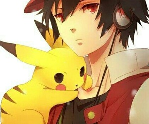 pokemon, pikachu, and anime image
