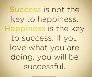 happiness, note, and success image