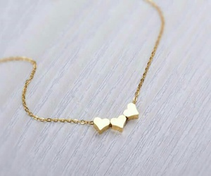 anniversary gift, love necklace, and valentines gift image