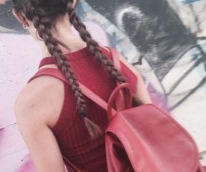 braids and tumblr image