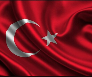 turkey, flag, and red image
