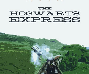 harry potter, 9 3 4, and express image