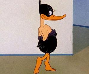 cartoon, duck, and meme image