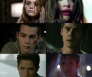 imperfect, lost, and teen wolf image