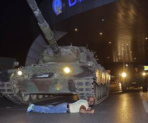 coup, istanbul, and people image