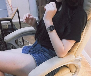 pale, aesthetic, and asian image