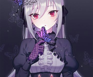 anime girl, ranko kanzaki, and beautiful image