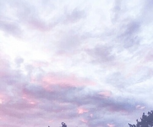 purple, sky, and lilac image