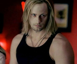 Eric Northman, sexy, and true blood image