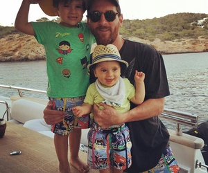 Barca, family, and leo messi image