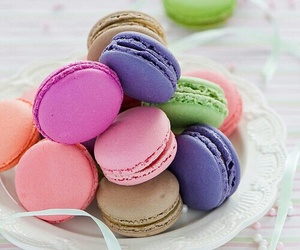 colores and macarrones image