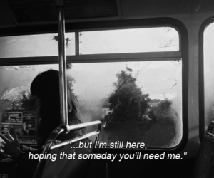 quote, sad, and hope image