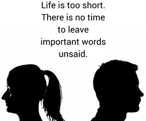 fight, life, and words image