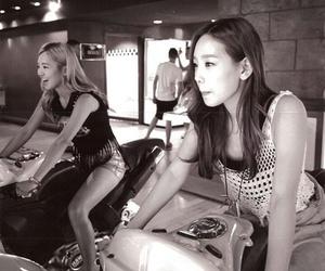 snsd, taeyeon, and hyoyeon image