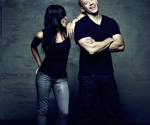 dom, Vin Diesel, and fast and furious image